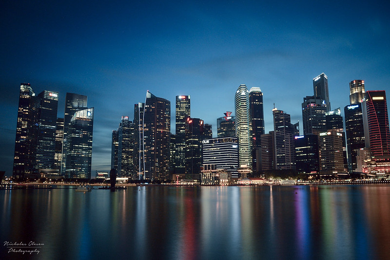 Singapore | Downtown Skyline