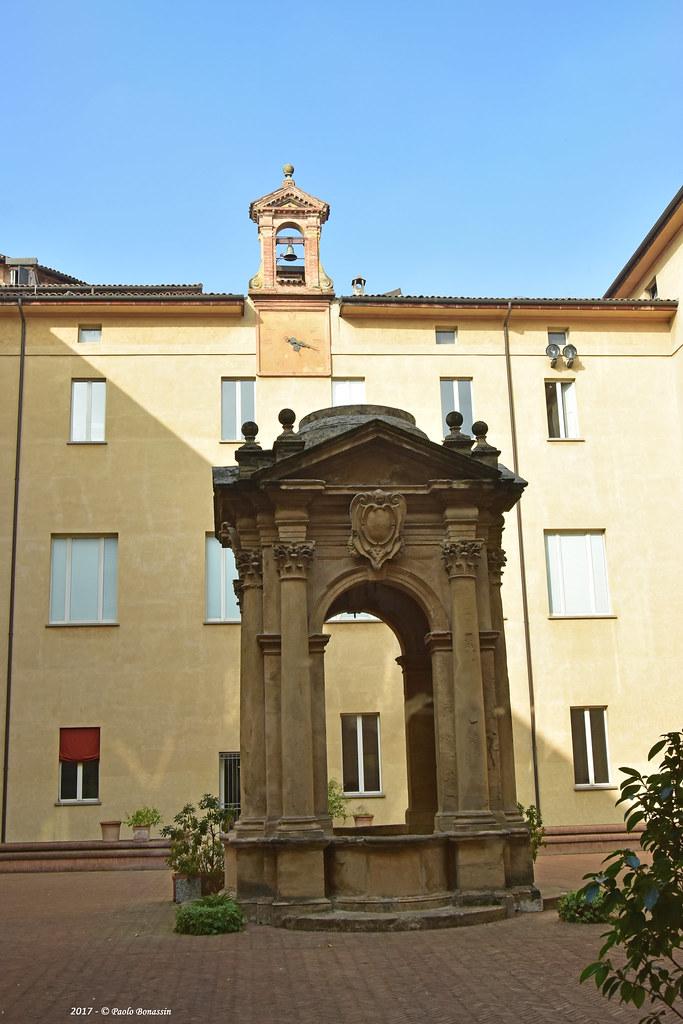 giardino parker lennon map bologna italy mapcarta