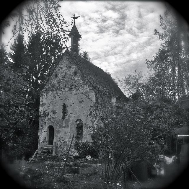Eybburg, Kapelle St. Wolfgang