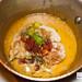 Ris de veau a l'estragon - sweetbreads, crème de tomate, tarragon