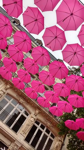 Saumur Umbrellas