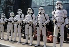 New York Comic Con 2017 - Stormtroopers