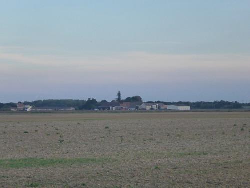 Grande ferme seine-et-marnaise près de Réau