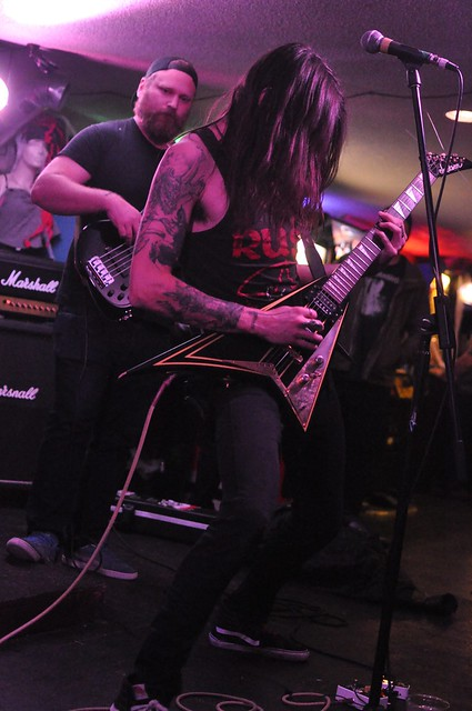 Possessed Steel at House of Targ