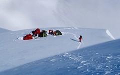 Expedition Cho Oyu. Foto: Günther Härter.