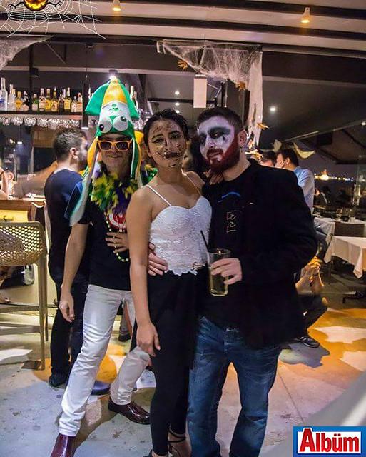 Cadılar Bayramını En Vie'de kutladılar-9