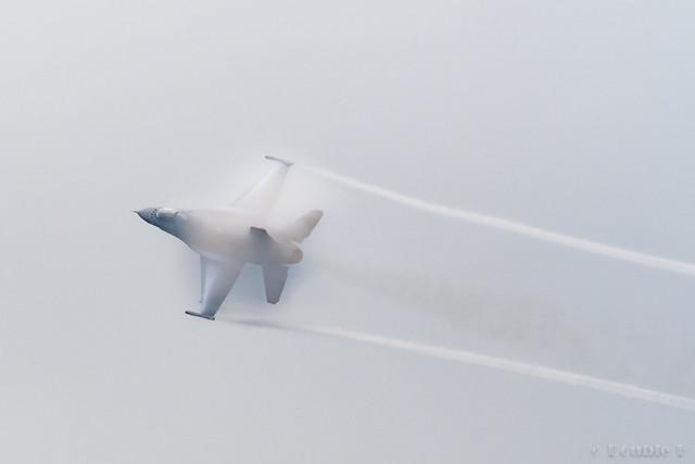JASDF Chitose AB Airshow 2017 (64) PACAF F-16C - 92-887
