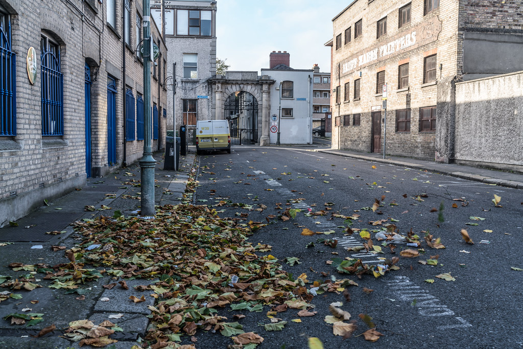 The Calm Before The Storm [Hurricane Ophelia Is Due To Impact On The City Of Dublin]-133279