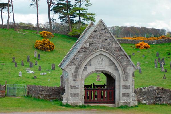 Curragh Wrens Cemetery