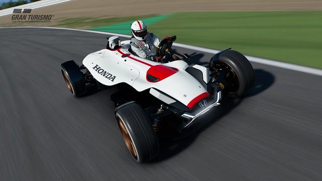 Gran Turismo Sport - Honda Project 24