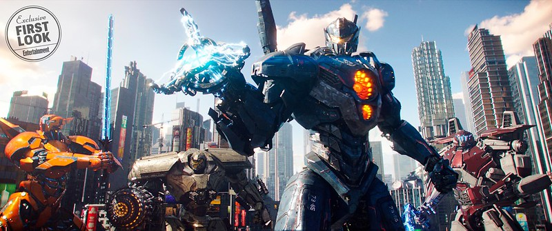 Pacific Rim Uprising Still Reveal from EW.com