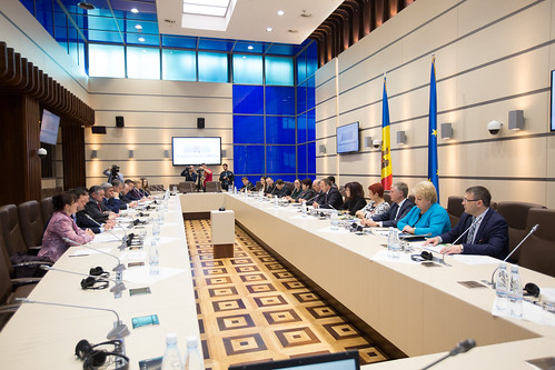 18.10.2017 Ședința pentru control parlamentar asupra prevenirii și combaterea traficului de ființe umane