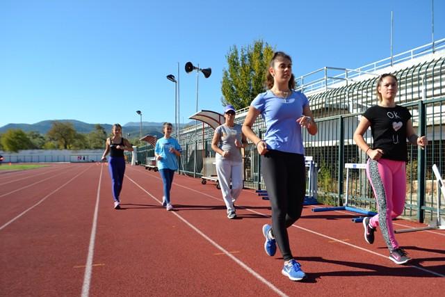 Γυμναστικός Σύλλογος: Αγωνιστικό βάδην