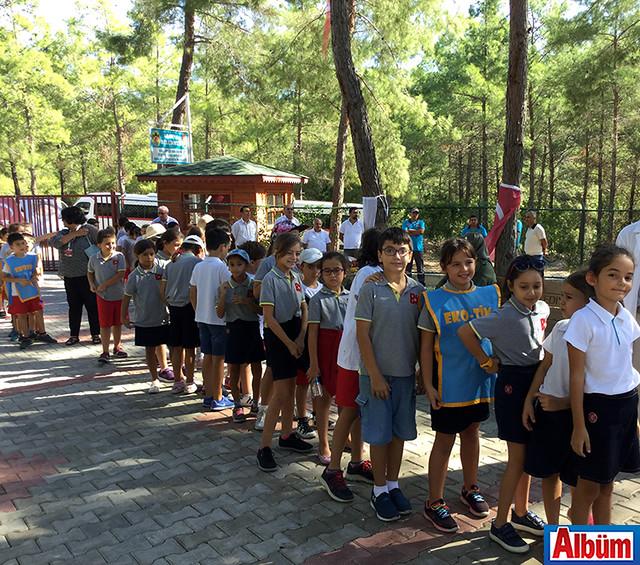Bahçeşehir Alanya Koleji Hayvan Barınağı ziyaret-2