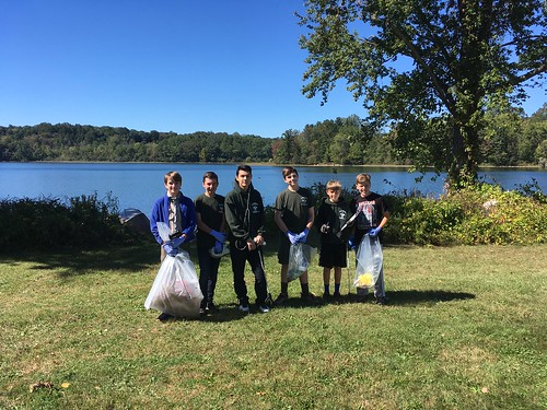 Reservoir Cleanup Day 2017