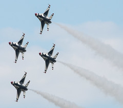 U.S. Air Force Thunderbirds Delta