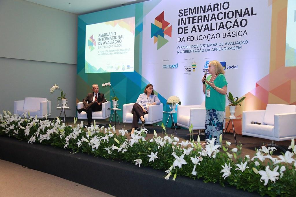 11.10.2017 Seminário Internacional de Avaliação, em Recife - Tarde
