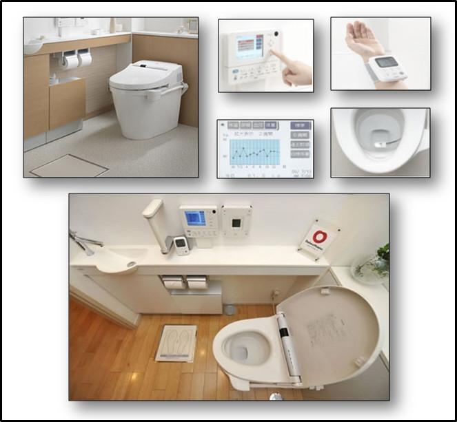 Japanilainen WC-istuin | Pesee, kuivaa, hajustaa