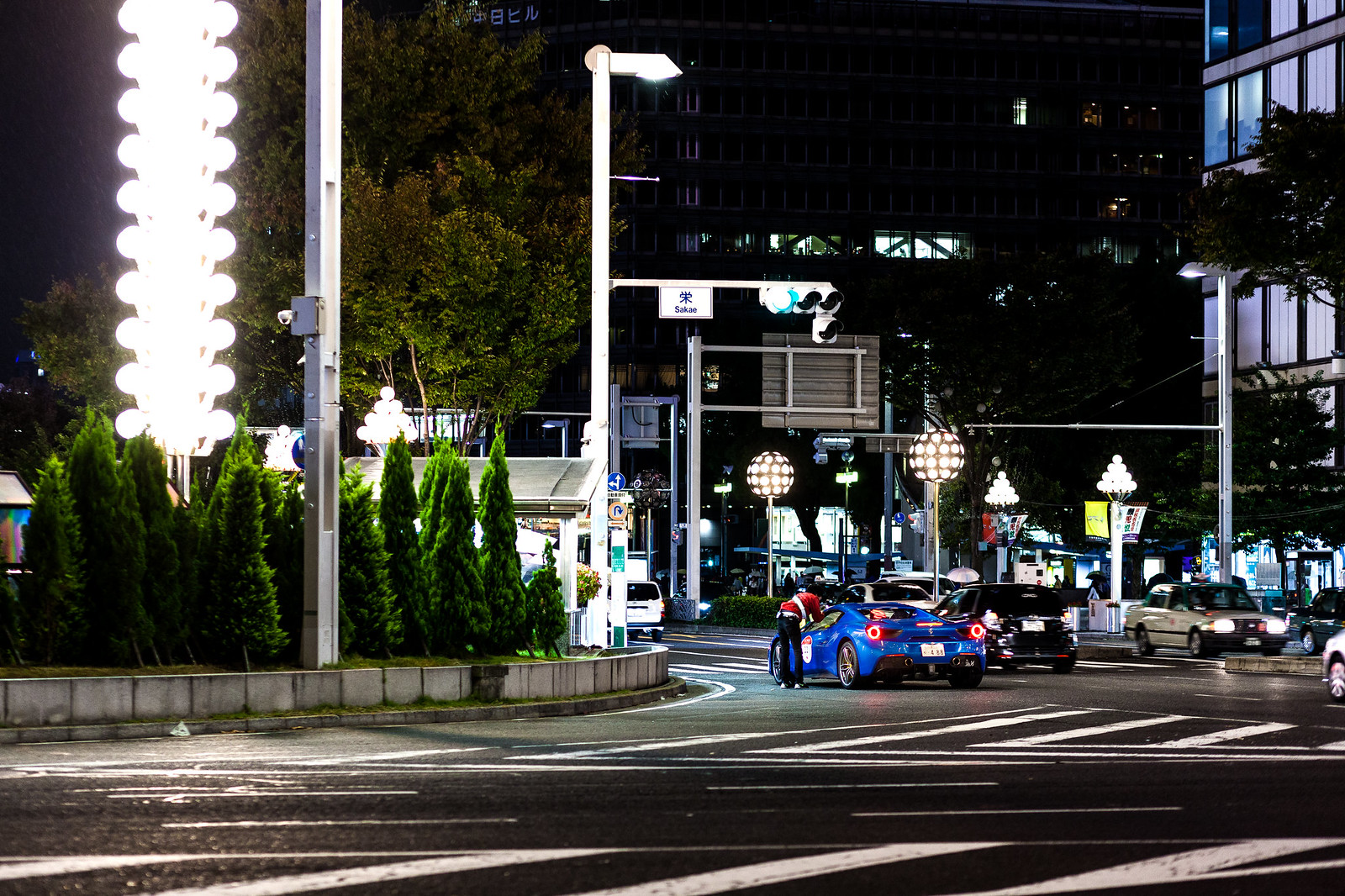 Ferrari 70th anniversary in Japan - 488GTB (8)