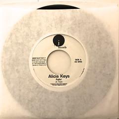ALICIA KEYS:FALLIN'(JACKET A)
