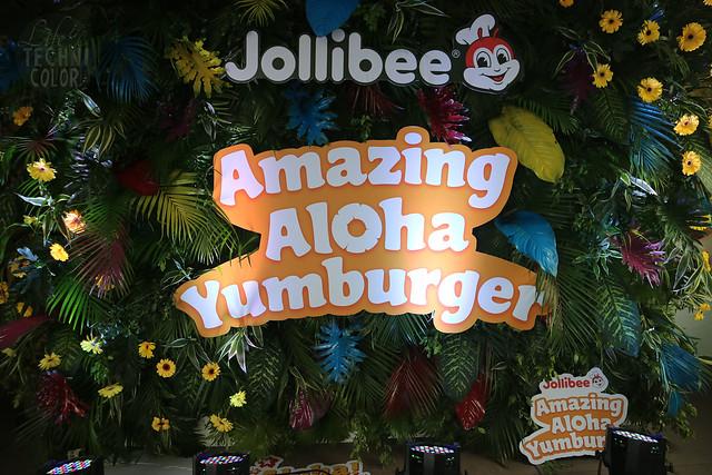 Amazing Aloha Yumburger