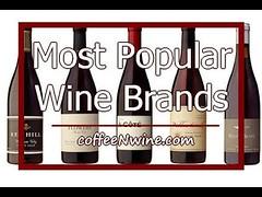 Top 5 Most Popular Wine Brands Video 2