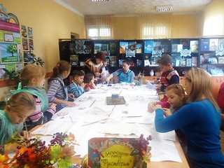 гурток «Рукотворим». 16.10.17. ім. О. Грибоєдова