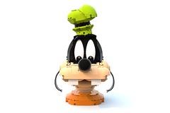 GOOFY LEGO FOTO 4