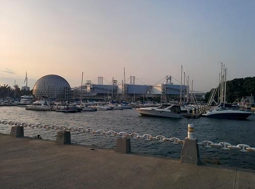 On the pier (4) #toronto #ontarioplace #pier #concrete #architecture #marina #latergram