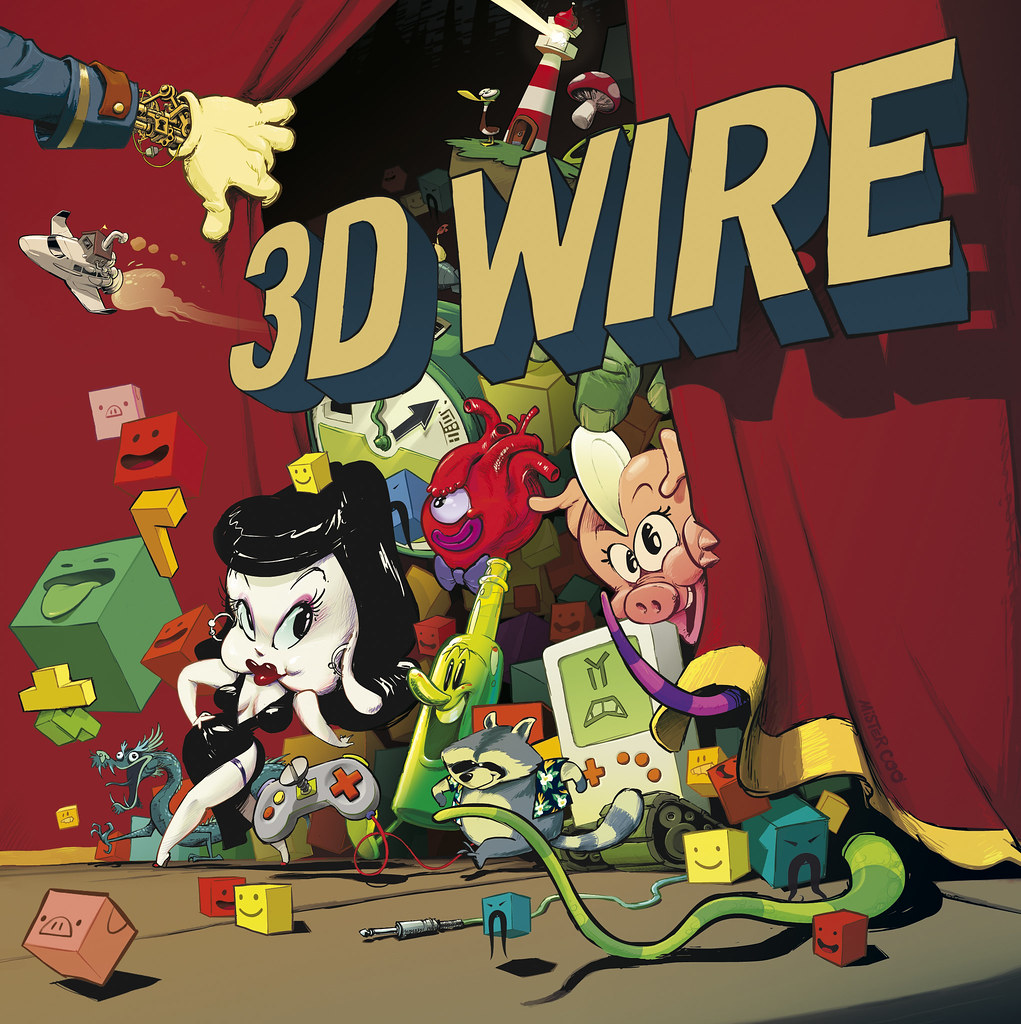 3D WIRE 2017
