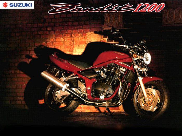 Suzuki GSF 1200 BANDIT 2003 - 10