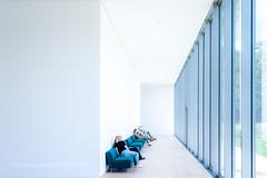 White waitingroom on Ratno Wistu's Flickr