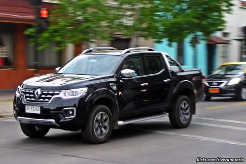 Renault Alaskan - Santiago, Chile