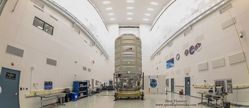cygnus orbitalatk space iss internationalspacestation nasa stevehammer spaceflightinsider nasagoddardspaceflightcenter