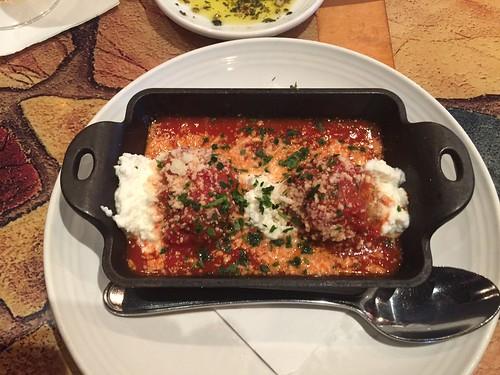 Carrabbas - Meatballs
