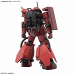 RG 1/144 Johnny Riddens MS-06R-2 Zaku II High Mobility Type offical Image