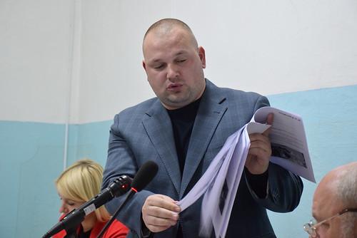«Бурштиновий прокурор» у залі суду обізвав Авакова брехуном