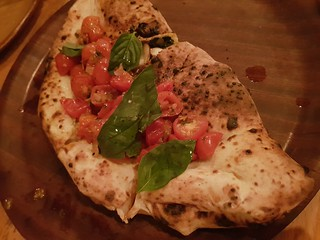 Calzone from Gigi