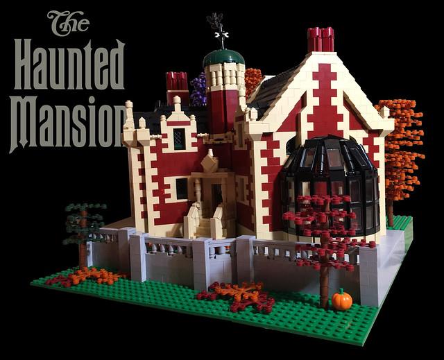 LEGO Disney's Haunted Mansion - Walt Disney World