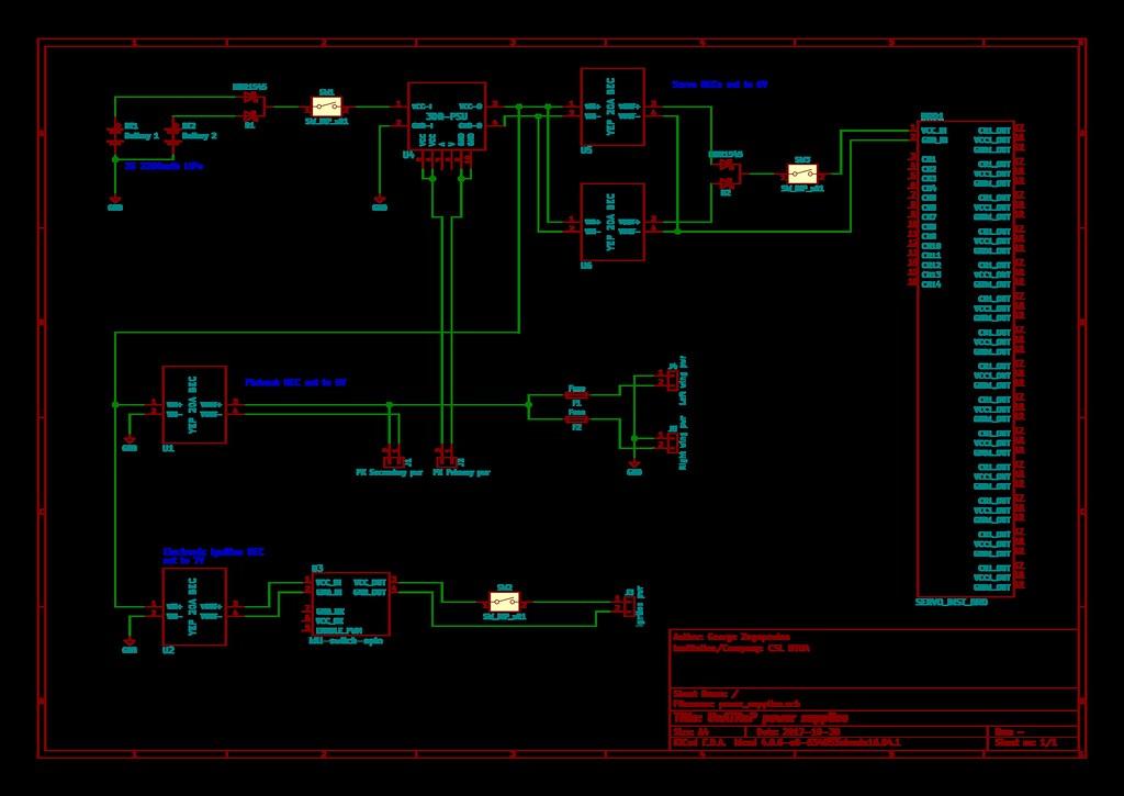Unatrap Part 8 Power Systems Blog Ardupilot Discourserhdiscussardupilotorg: Pixhawk Power Module Schematic At Gmaili.net
