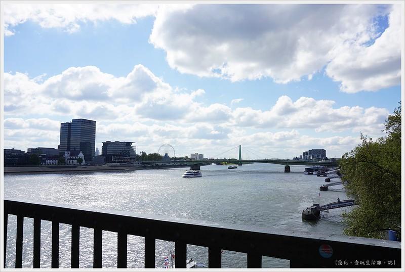 科隆-霍亨索倫橋-7