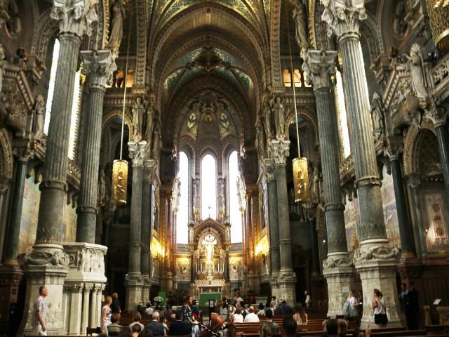 basilica fourviere obiective turistice lyon 6