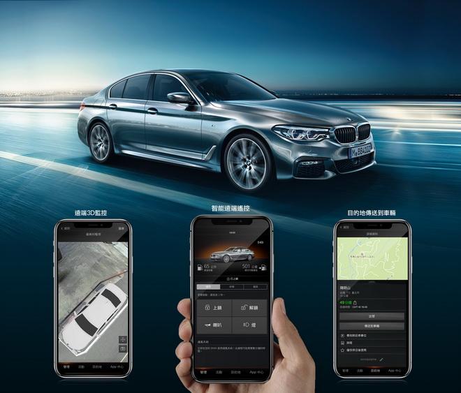 [新聞照片四] BMW ConnectedDrive智慧互聯駕駛科技