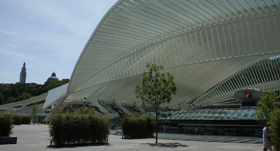 Must do in Luik: Liège Guillemins | Mooistestedentrips.nl