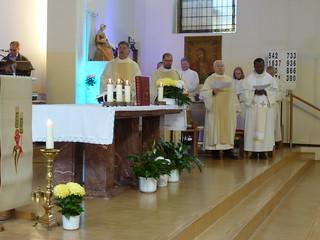 """Patrozinium """"Pfarre zu allen Heiligen"""" am 1. Nov. 2017"""