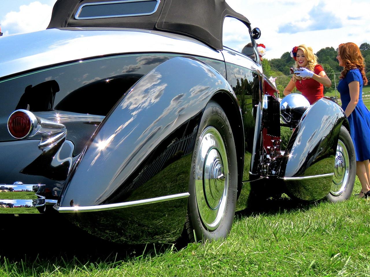 32 Lincoln KB Boattail Speedster 4