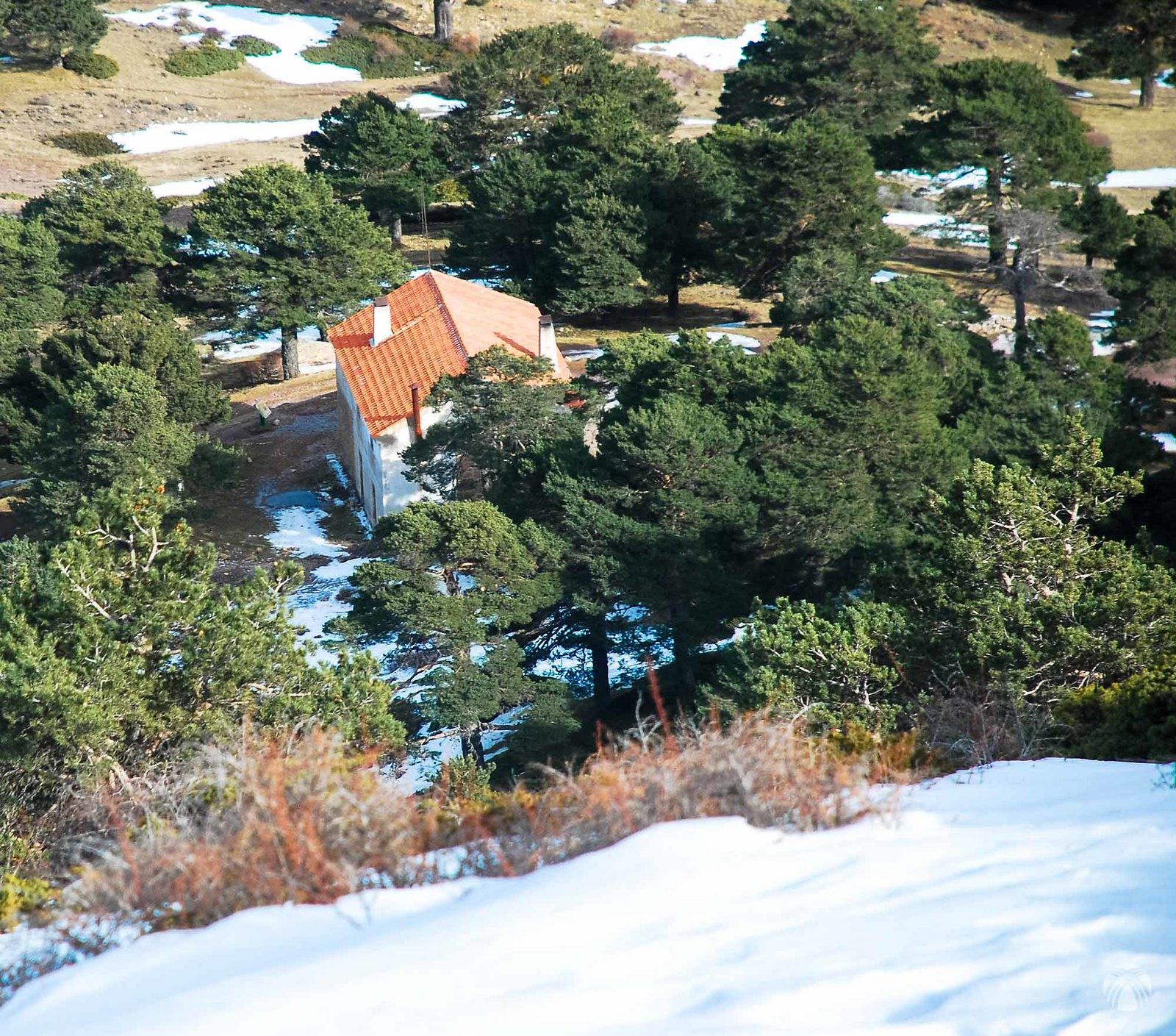 Refugio del Pozo de la Nieve