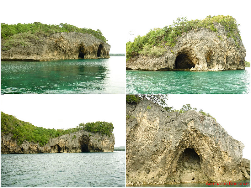 Coral Rock Caves