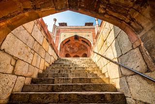 Humayun's Mausoleum, Delhi, India