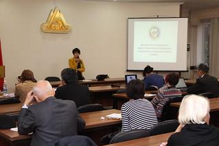 Круглый стол по обсуждению проекта Стратегической программы  по адаптации к изменению климата (СПАИК)